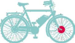 elcykel-frontmotor